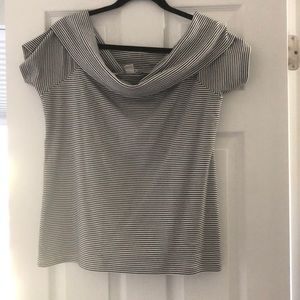 NWOT jcrew striped t-shirt